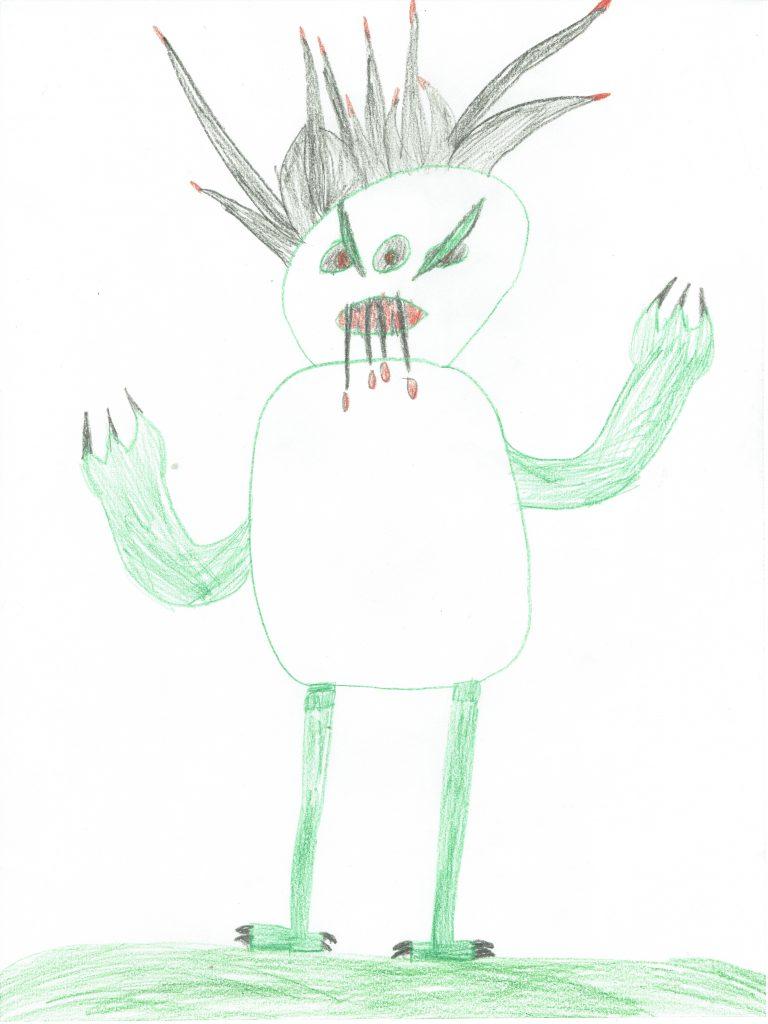 The Mega-Horn Monster