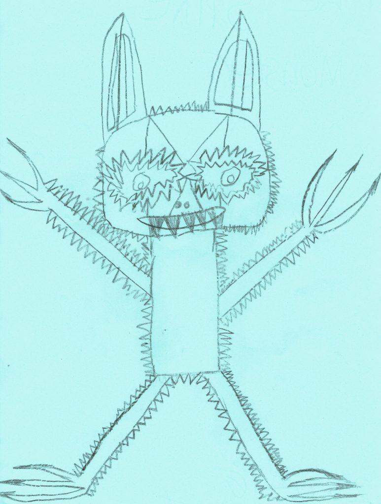 The Spike Monster
